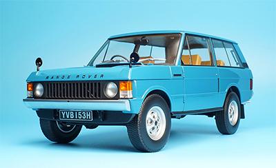 【810101】Land Rover ランドローバー